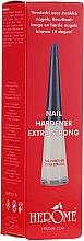 Parfémy, Parfumerie, kosmetika Prostředek pro zpevnění nehtů - Herome Nail Hardener Extra Strong
