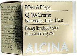 Parfémy, Parfumerie, kosmetika Krém s Q10 - Alcina Q 10 Creme