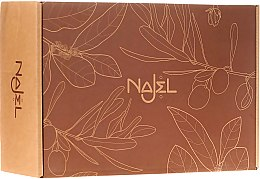 Parfémy, Parfumerie, kosmetika Sada - Najel For Him Special Set (soap/100g+ deo/90g+oil/125ml+soap/dish/1pcs)