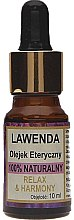 "Parfémy, Parfumerie, kosmetika Přírodní esenciální olej ""Levandule"" - Biomika Lavender Oil"