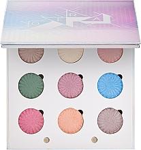Parfémy, Parfumerie, kosmetika Paleta očních stínů - Ofra Glitch 2000 Baked Eyeshadow Palette