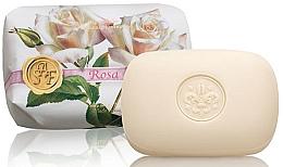 Parfémy, Parfumerie, kosmetika Mýdlo toaletní Růže - Saponificio Artigianale Fiorentino Rose Soap