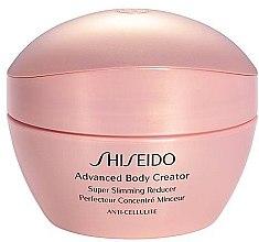 Parfémy, Parfumerie, kosmetika Tělový krém proti celulitidě - Shiseido Advanced Body Creator Super Slimming Reducer