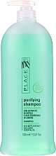 Parfémy, Parfumerie, kosmetika Normalizační šampon na mastné vlasy - Black Professional Line Sebum-Balancing Shampoo
