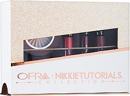 Parfémy, Parfumerie, kosmetika Sada - Ofra x Nikkie Tutorials Collection (lipstick/3x6g + highlighter/10g)