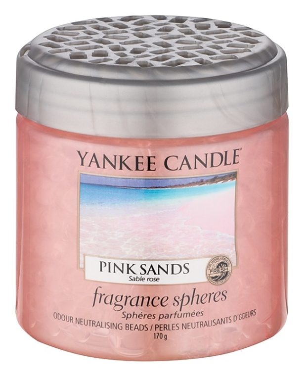 Aromatická sféra - Yankee Candle Pink Sands — foto N1