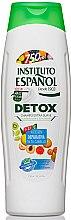 Parfémy, Parfumerie, kosmetika Šampon na vlasy - Instituto Espanol Detox Shampoo