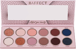 Parfémy, Parfumerie, kosmetika Paleta očních stínů - Affect Cosmetics Sweet Harmony