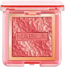 Parfémy, Parfumerie, kosmetika Tvářenka na obličej - Nabla Miami Lights Collection Skin Glazing