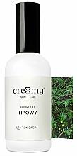 Parfémy, Parfumerie, kosmetika Hydrolát z lípy - Creamy Skin Care Linden Hydrolat