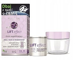 Parfémy, Parfumerie, kosmetika Vyplňující krém na obličej - Floslek Lift Effect Eco Cream ( jar + removable refill)