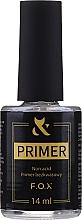 Parfémy, Parfumerie, kosmetika Bezkyselinový primer - F.O.X UltraBond Non-Acid