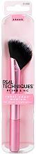 Parfémy, Parfumerie, kosmetika Štětec na make-up - Real Techniques Rebel Edge Medium