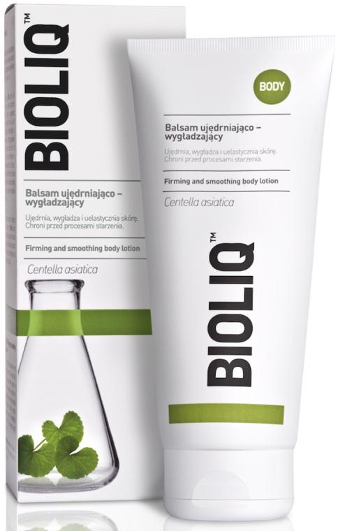 Zpevňující balzám na tělo s vyhlazujícím efektem - Bioliq Body Firming And Smoothing Body Lotion — foto N1