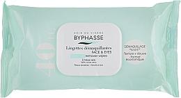 Parfémy, Parfumerie, kosmetika Odličovací ubrousky, 40 ks - Byphasse Make-up Remover Aloe Vera Sensitive Skin Wipes