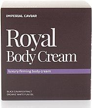 Parfémy, Parfumerie, kosmetika Tělový krém zvedácí - Natura Siberica Fresh Spa Imperial Caviar Royal Body Cream