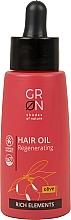 Parfémy, Parfumerie, kosmetika Zvlhčující vlasový olej - GRN Rich Elements Olive Hair Oil