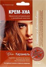 Parfémy, Parfumerie, kosmetika Krémová henna v hotovém stavu s lopuchovým olejem - Fito Kosmetik