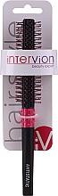 Parfémy, Parfumerie, kosmetika Kulatý kartáč na vlasy , 499731, 13 mm, růžový - Inter-Vion