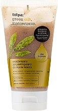 Parfémy, Parfumerie, kosmetika Peeling na obličej s citronovým olejem - Tolpa Green Oils
