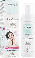 Parfémy, Parfumerie, kosmetika Čisticí pěna na obličej - Marbert Pura Clean Regulating Cleansing Foam