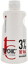 Parfémy, Parfumerie, kosmetika Oxidant 3% - Goldwell Topchic Developer Lotion