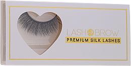 Parfémy, Parfumerie, kosmetika Umělé řasy - Lash Brow Premium Silk Fluffy Lashes
