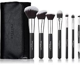 Parfémy, Parfumerie, kosmetika Sada stětců na make-up, 7 ks - Mesauda Milano Brush Artist Set