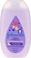 """Parfémy, Parfumerie, kosmetika Tělové mléko """"Před spaním"""" - Johnson's Baby"""