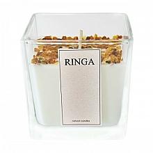 Parfémy, Parfumerie, kosmetika Přírodní parfémovaná svíčka - Ringa Oud With Amber Candle