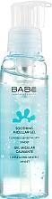 Parfémy, Parfumerie, kosmetika Micelární gel pro jemné a hloubkové čištění - Babe Laboratorios Soothing Micelar Gel Travel Size