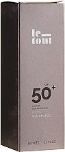 Parfémy, Parfumerie, kosmetika Opalovací krém na obličej SPF 50 - Le Tout Facial Sun Protect