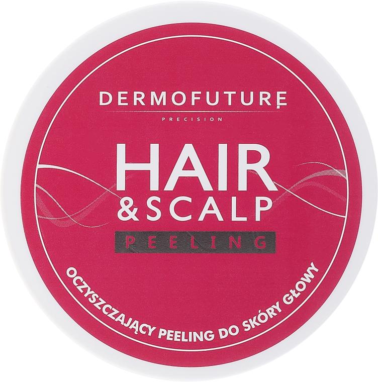 Peeling na pokožku hlavy - DermoFuture Hair&Scalp Peeling