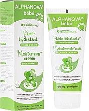 Parfémy, Parfumerie, kosmetika Hydratační fluid pro děti - Alphanova Baby Moisturizing Fluid