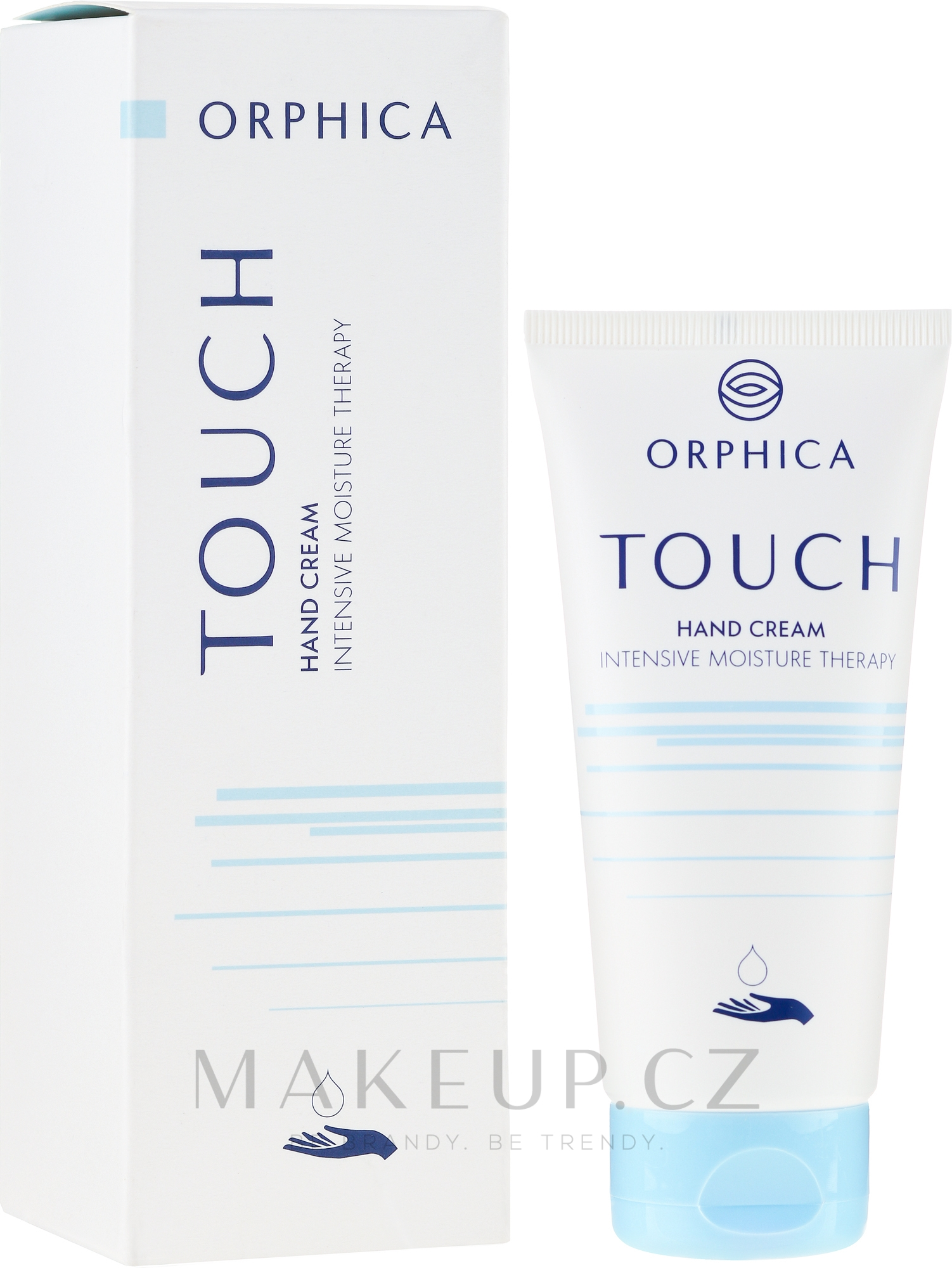 Krém na ruce - Orphica Touch Hand Cream — foto 100 ml
