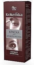 Parfémy, Parfumerie, kosmetika Barva na obočí a řasy Koketka - Fito Kosmetik