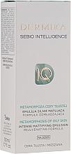 Parfémy, Parfumerie, kosmetika Silně matující emulze - Dermika Sebio Intelligence Emulsion
