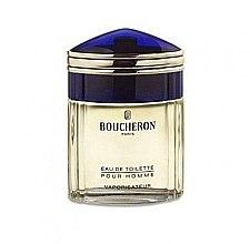 Boucheron for men - Toaletní voda (tester s víčkem) — foto N1
