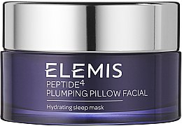 Parfémy, Parfumerie, kosmetika Hydratační noční maska - Elemis Peptide4 Plumping Pillow Facial