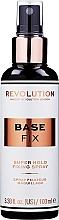 Parfémy, Parfumerie, kosmetika Fixátor make-upu - Makeup Revolution Base Fix Super Hold Fixing Spray