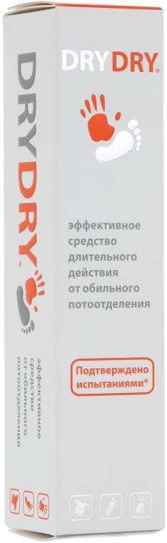 Dlouhotrvající přípravek proti nadměrnému pocení - Lexima Ab Dry Dry — foto N3