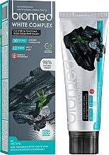 Parfémy, Parfumerie, kosmetika Zubní pasta trojitý systém bělení skloviny - Biomed White Complex