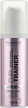 Parfémy, Parfumerie, kosmetika Přípravek pro vlnité vlasy - Kosswell Professional Dfine Curl Trainer