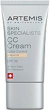 Parfémy, Parfumerie, kosmetika CC krém - Artemis of Switzerland Skin Specialists CC Cream