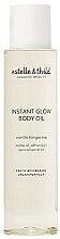 Parfémy, Parfumerie, kosmetika Tělový olej - Estelle & Thild Vanilla Tangerine Instant Glow Body Oil