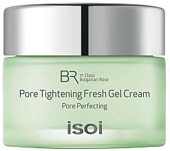 Parfémy, Parfumerie, kosmetika Pleťový krém-gel - Isoi Bulgarian Rose Pore Tightening Fresh Gel Cream