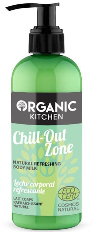 Osvěžující tělové mléko - Organic Shop Organic Kitchen
