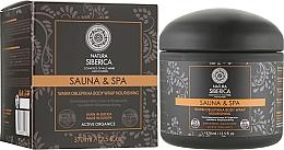 """Parfémy, Parfumerie, kosmetika Teplý rakytníkový zábal na tělo """"Vyživný"""" - Natura Siberica Sauna&Spa"""
