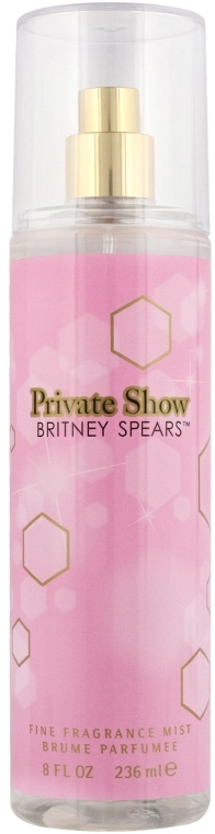 Britney Spears Private Show - Tělový sprej