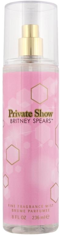 Britney Spears Private Show - Tělový sprej